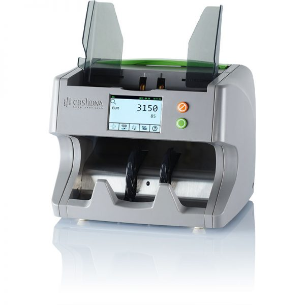 TN10 cashDNA multi currency banknote counter