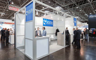 SOUTH Automation at EuroCIS