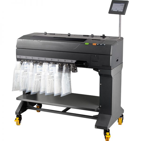 EvoSort H9 High speed coin sorter