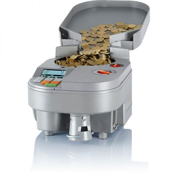 CMX01 high speed coin counter