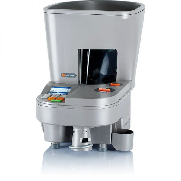 CMX02 high speed coin counter with high capacity hopper