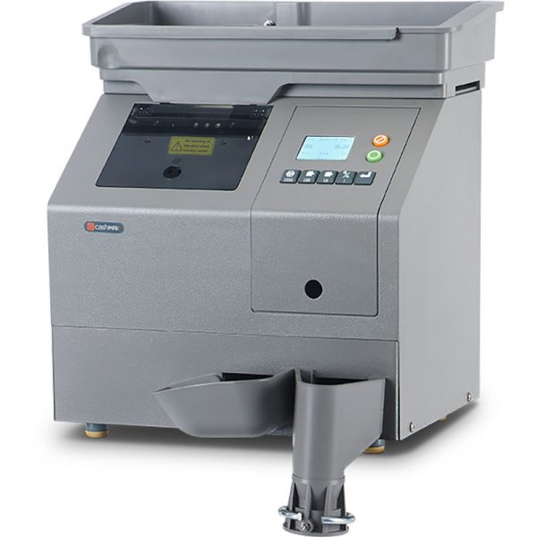 cashMAX CMX10 heavy duty mix coin counter for coins