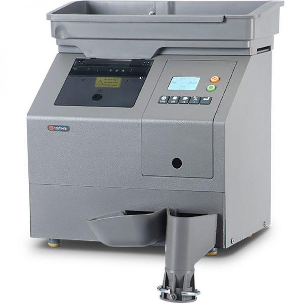 cashMAX CMX10 robuster gemischtbewerter für muenzen